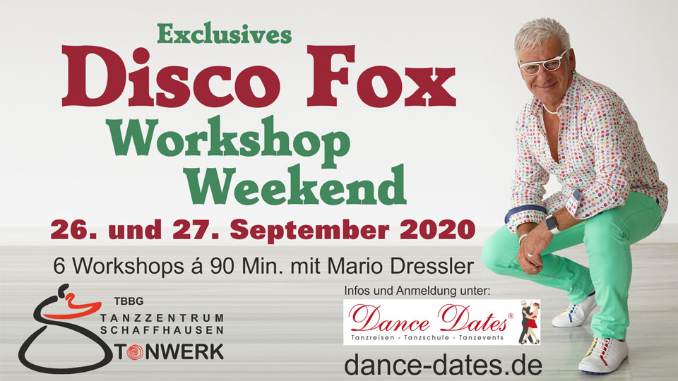 Discofox Workshop