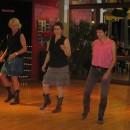 Howdy Boots Davos bei den Rhine River Dancers am 14.9.14